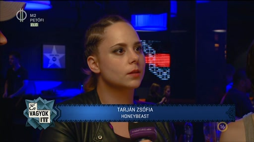Tarján Zsófia, Honeybeast