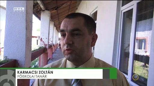 Karmacsi Zoltán, főiskolai tanár