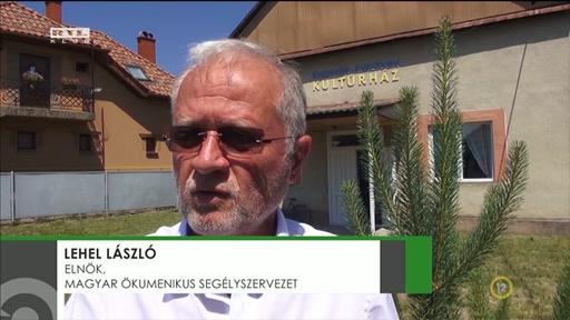 Lehel László, elnök-igazgató, Ökumenikus Segélyszervezet