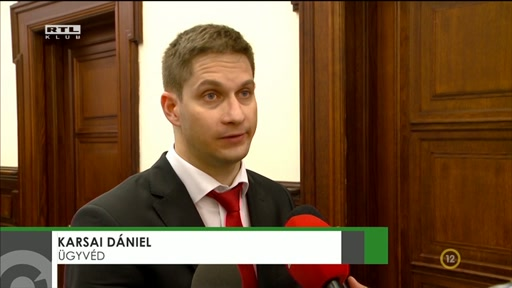 Karsai Dániel, ügyvéd