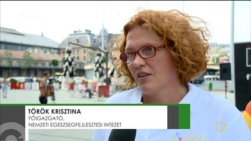 Török Krisztina, főigazgató, Nemzeti Egészségfejlesztési Intézet