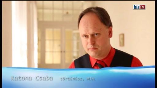Katona Csaba, történész, MTA