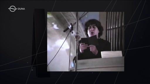Márta István: Támad a szél, Kapolcs riadó (hangnapló) (Cseh Tamás) (1984-85) (részlet)