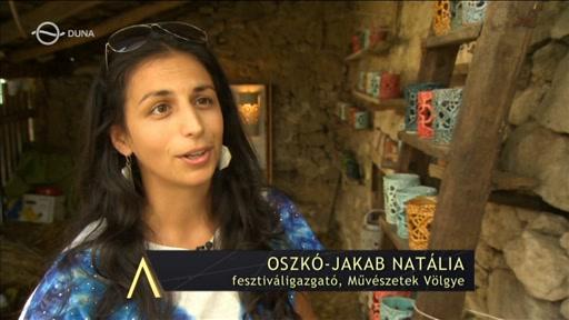 Oszkó-Jakab Natália, fesztiváligazgató, Művészetek Völgye