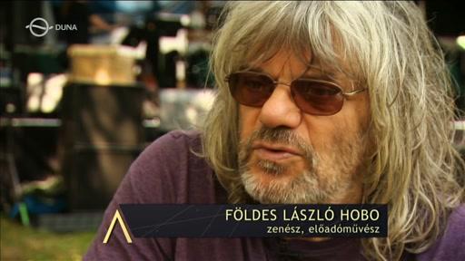 Hobo, Földes László, zenész, előadóművész