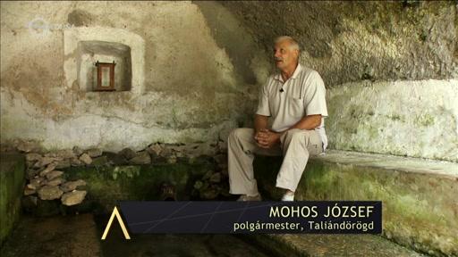 Mohos József, polgármester, Taliándörögd