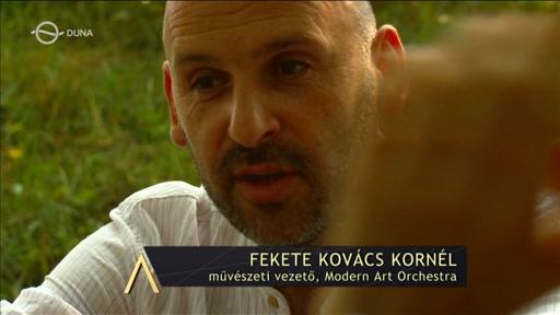 Fekete Kovács Kornél, művészeti vezető, Modern Art Orchestra