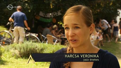 Harcsa Veronika, jazzénekes