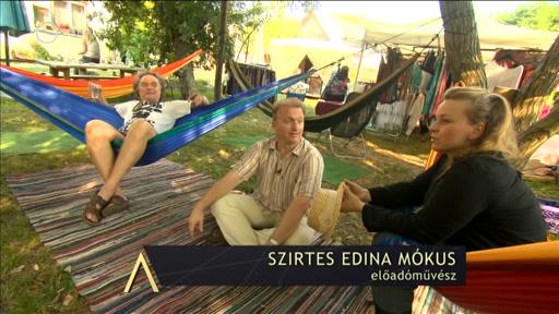 Szirtes Edina Mókus, előadóművész