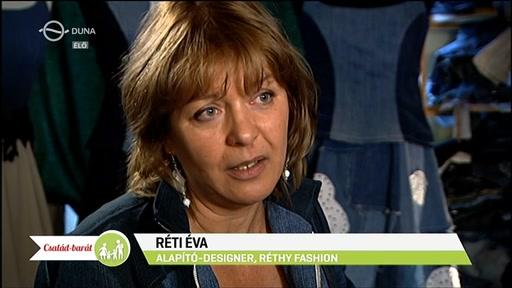 Réti Éva, alapító-designer, Réthy Fashion