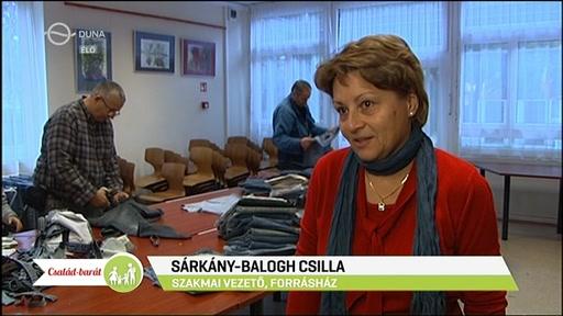 Sárkány-Balogh Csilla, szakmai vezető, Forrásház