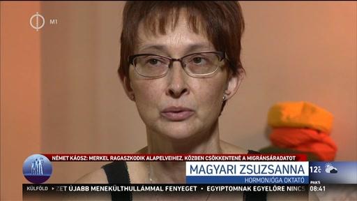 Magyari Zsuzsanna, hormonjóga oktató