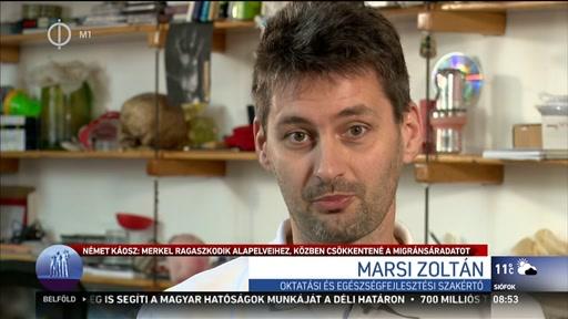 Marsi Zoltán, oktatási és egészségfejlesztési szakértő